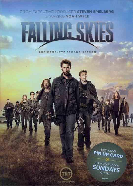 FALLING SKIES:COMPLETE SECOND SEASON BY FALLING SKIES (DVD)