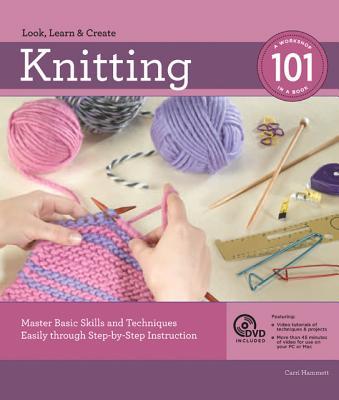 Knitting 101 By Hammett, Carri